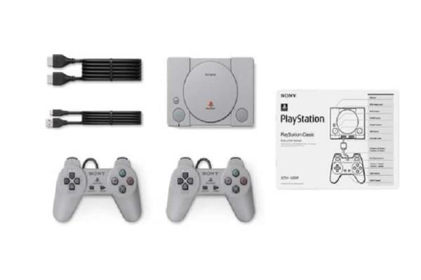 Έρχεται στην Ελλάδα το PlayStation Classic!