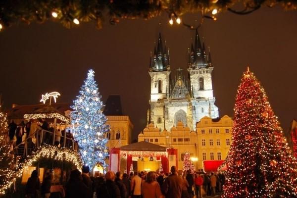 Σκέτη μαγεία: Οι 3 ιδανικές πόλεις για να γιορτάσετε τα Χριστούγεννα!
