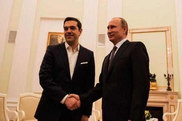 Οριστικοποιήθηκε το ραντεβού Πούτιν - Τσίπρα στη Μόσχα!