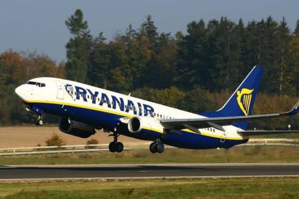 Τρομερή προσφορά από την Ryanair: Πτήσεις από 19,99!