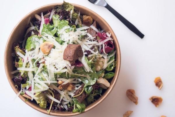 Λωτοφάγος: Το «νησί» της σαλάτας ήρθε για να μείνει στην Αθήνα!