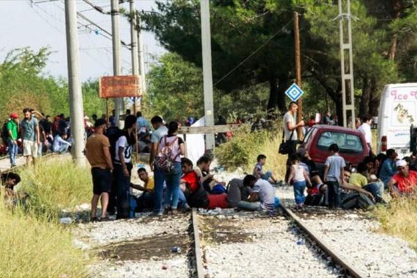 Πυροβολισμοί στα σύνορα Ελλάδας-ΠΓΔΜ κατά μεταναστών - Τι συνέβη;