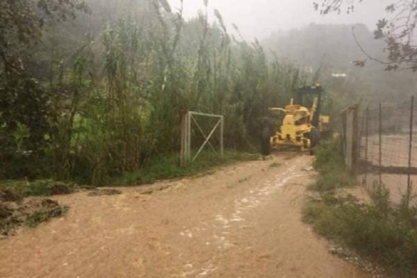 Εικόνες βιβλικής καταστροφής στη Σκιάθο από το πέρασμα του κυκλώνα Ζορμπά! - «Φοβηθήκαμε ακόμα και για τη ζωή μας»
