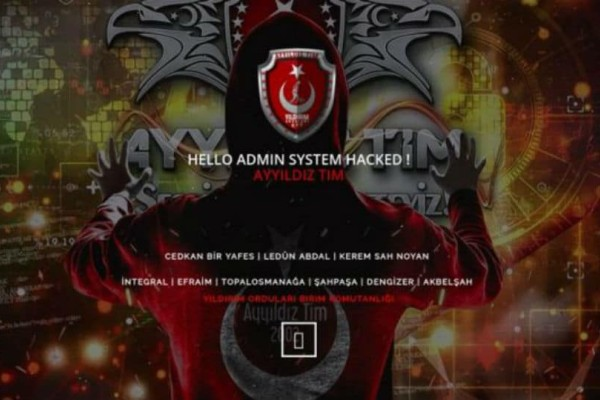 Κυβερνοεπίθεση από Τούρκους χάκερ - Έριξαν τουλάχιστον 100 ελληνικές ιστοσελίδες (photos)