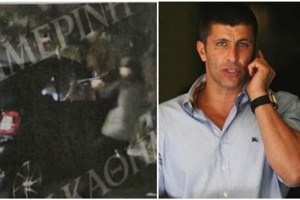 Γιάννης Μακρής: Φωτογραφίες ντοκουμέντο από την εκτέλεση στη Βούλα!
