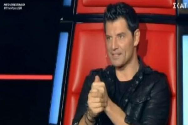 The Voice: Ο εκνευρισμός του Ρουβά με τους παίκτες του (video)