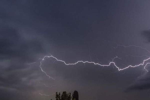 Τρίκαλα: Κεραυνός έκαψε δεκάδες πρόβατα τα ξημερώματα!