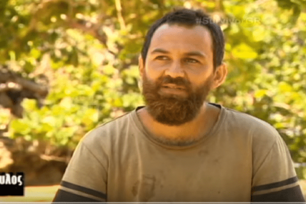 Κώστας Αναγνωστόπουλος: Τι πήρε μαζί του στη βαλίτσα για τη Μαγαδασκάρη;