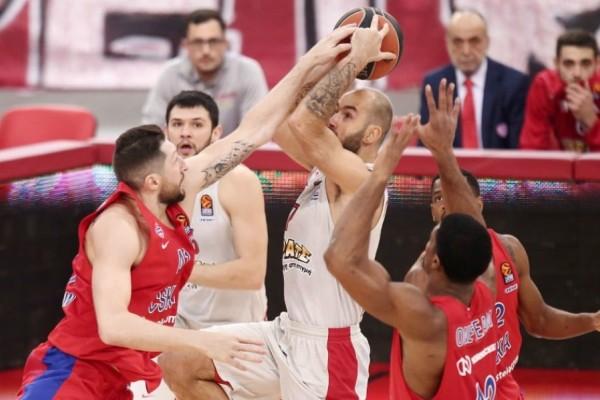 Euroleague: Υπέρβαση κόντρα στην... πελάτισσα του ψάχνει ο Ολυμπιακός!