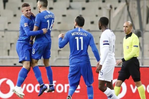 Nations League: Πικρή νίκη για την Εθνική!