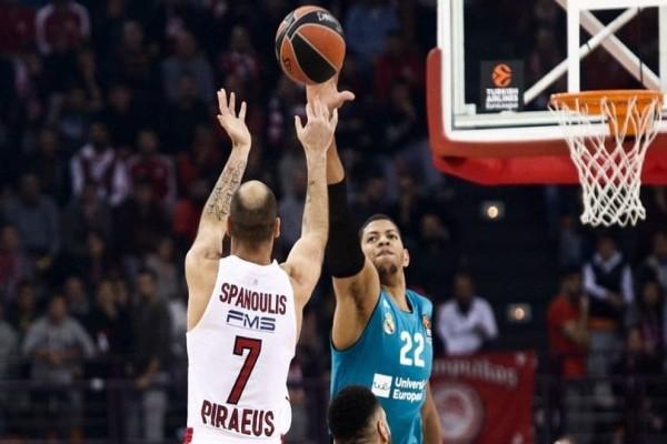 Euroleague: Επικυρώνει την νίκη στο Μόναχο κόντρα στην Ρεάλ ο Ολυμπιακός!