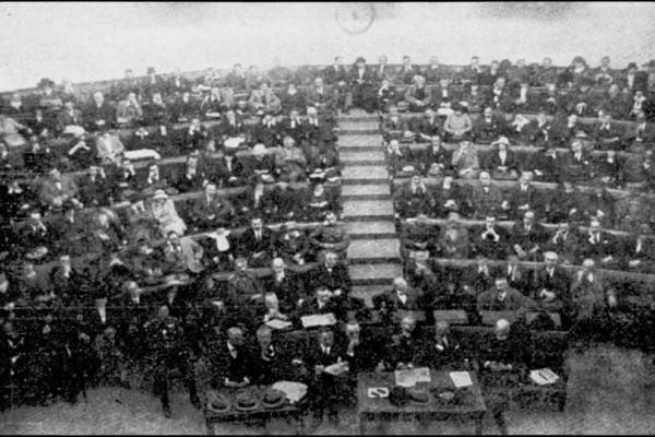 Σαν σήμερα στις 15 Νοεμβρίου το 1922 έγινε η εκτέλεση των υπαιτίων της Μικρασιατικής Καταστροφής