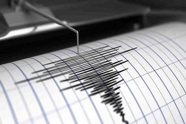 Ισχυρός σεισμός στην Ηλεία!