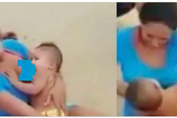 Συγκλονιστικό: Η φωτογραφία αυτής της μητέρας σοκάρει το διαδίκτυο! Ο λόγος;