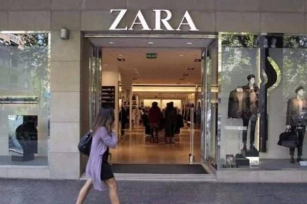 ZARA: Το look που θα σε κάνει να μοιάζεις με...πρωταγωνίστρια των 90's!