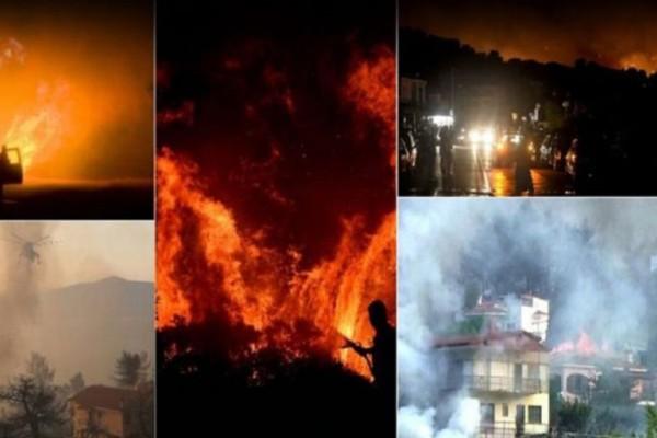 Βιβλική καταστροφή στην Ελλάδα: Ποιες πόλεις-νησιά κινδυνεύουν! Πρόβλεψη σοκ