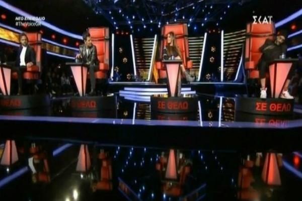 The Voice: Όσα είδαμε στο χθεσινό επεισόδιο; Τα κλάματα, η πρόταση γάμου και η γνωριμία με...κριτή!
