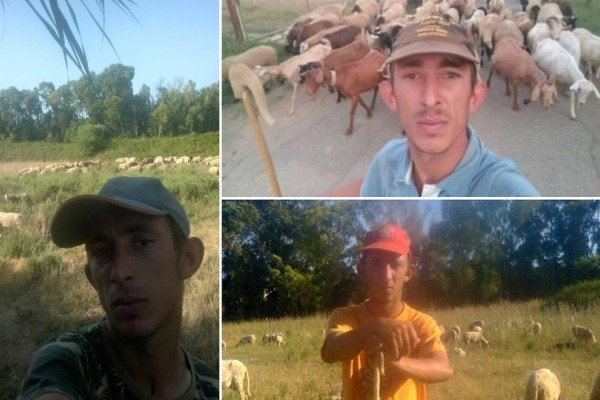 Στέλιος Τσεκουρλούκης: Αυτός είναι ο 25χρονος βοσκός με την «καριέρα» στο facebook και τα 150 πρόβατα! (photos)