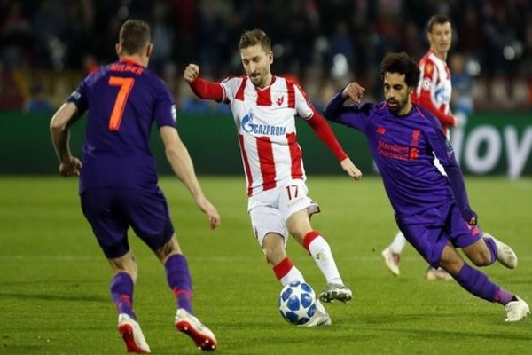 Champions League: Βόμβα στο Βελιγράδι, μοιρασιά σε Μιλάνο και Νάπολι!