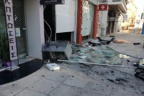 Συναγερμός στον Άλιμο: Ισχυρή έκρηξη σε ΑΤΜ!