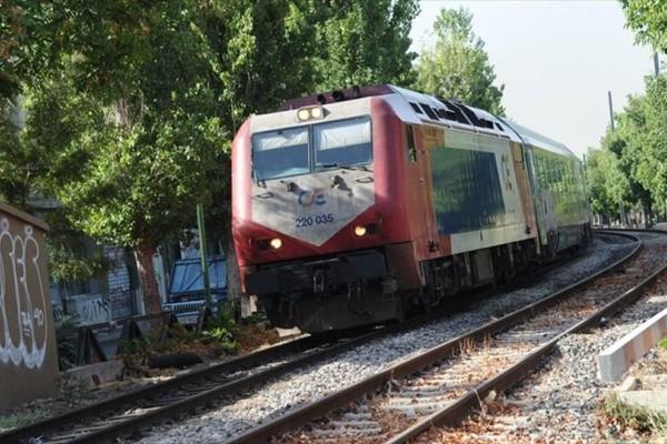 Εκτροχιάστηκε τρένο στην Φθιώτιδα!