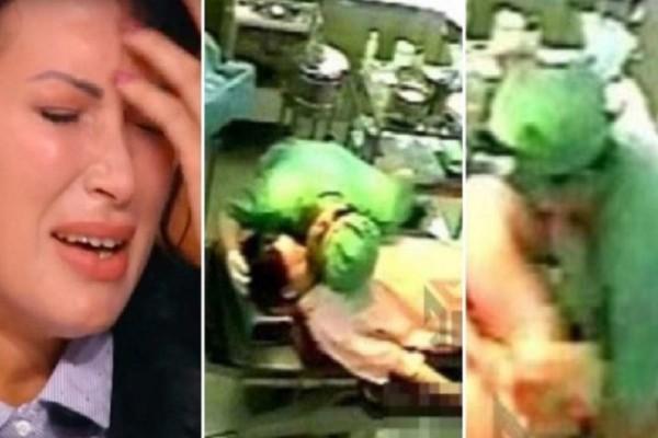 Σοκ: Ξύπνησε από το χειρουργείο και είδε το γιατρό να την βιάζει!
