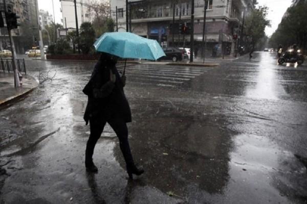 Βροχές και καταιγίδες προβλέπονται σήμερα, Πέμπτη! - Πού θα κυμανθεί η θερμοκρασία;