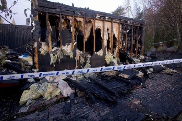 Απίστευτο: Του έκαψε το σπίτι επειδή μάλωσαν για τις ομάδες!