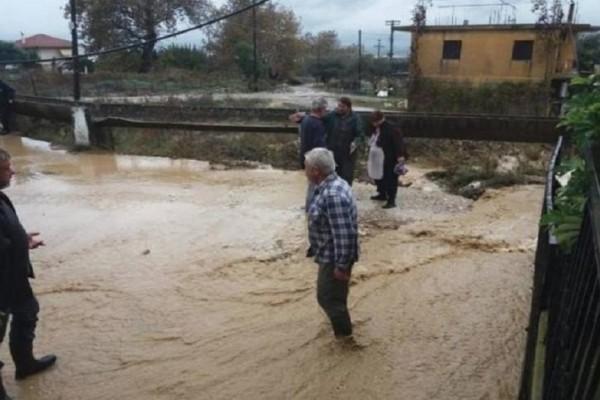 Η «Πηνελόπη» ήρθε με άγριες διαθέσεις! - Πλημμύρες, κατολισθήσεις, ζημιές, αποκομμένα χωριά! (Photos & Video)