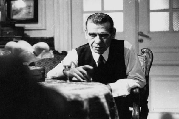 Σαν σήμερα στις 15 Νοεμβρίου το 1920 γεννήθηκε ο Βασίλης Διαμαντόπουλος