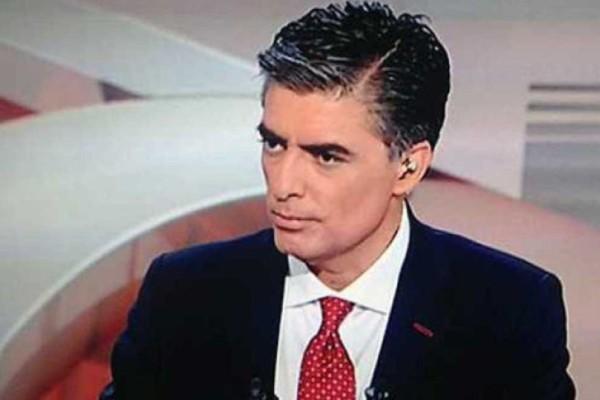 Διαγραφή σοκ για τον Νίκο Ευαγγελάτο: Οι τραγικές ώρες του δημοσιογράφου!