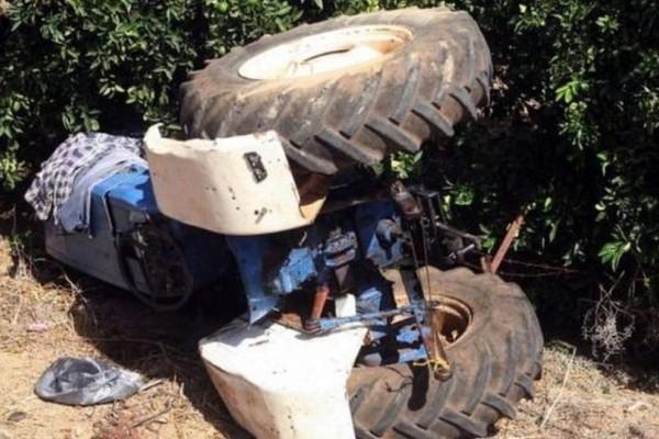 Ορεστιάδα: Νεκρός 60χρονος αγρότης, τον πλάκωσε το τρακτέρ!
