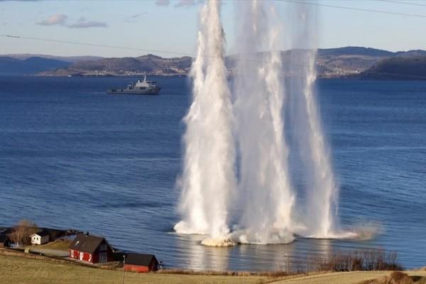 Η φωτογραφία της ημέρας: Στιγμιότυπο από τη μεγαλύτερη άσκηση του ΝΑΤΟ!