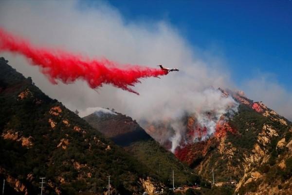Η φωτογραφία της ημέρας: Η Καλιφόρνια καίγεται!