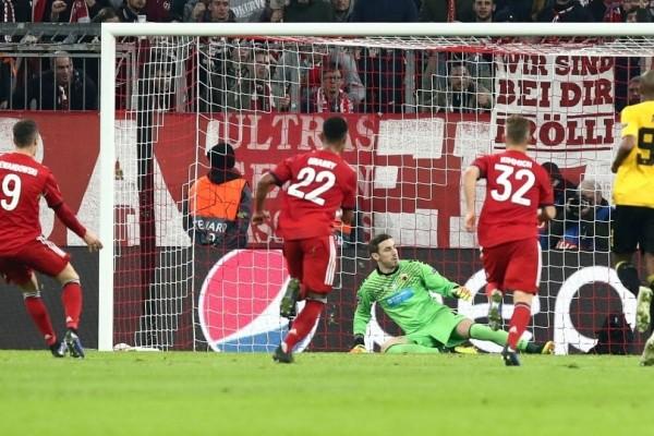Champions League: Αξιοπρεπέστατη ΑΕΚ στο Μόναχο!