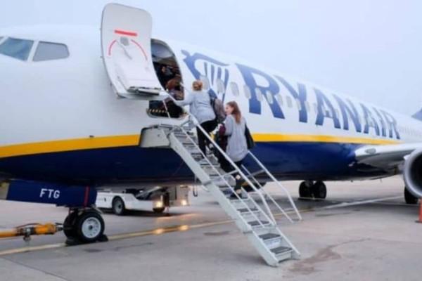 Απίστευτη προσφορά στη Ryanair: Έκπτωση έως και 20%!