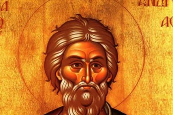 Ποιος ήταν ο Αγιος Ανδρέας - Ο πρώτος απόστολος που κάλεσε ο Χριστός