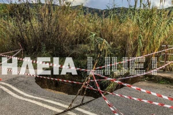«Πηνελόπη»: Ήρθε και έφερε καταστροφές σε Ηλεία και Καρδίτσα (Photos)