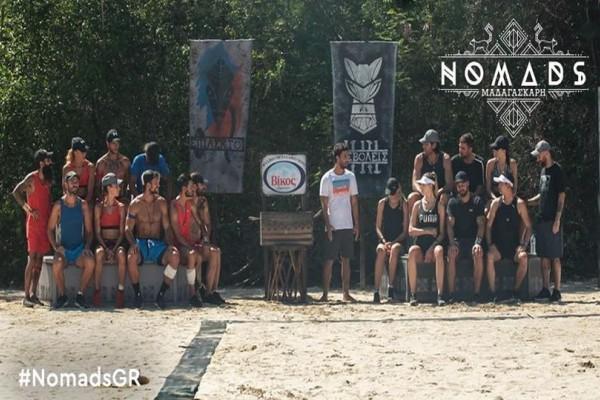 Τεράστια ανατροπή: Δεν φαντάζεστε τι νούμερα τηλεθέασης έκανε το Nomads με την είσοδο των Survivors!