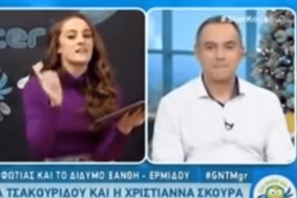 GNTM: Ο άγριος τσακωμός της Άννας με τη Μέγκι! «Μου πέταξε αναπτήρα και...» (video)