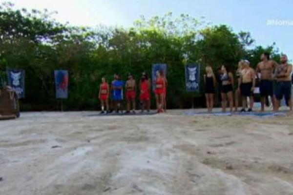 Nomads 2: Επίλεκτοι ή Εισβολείς;  Αυτή η ομάδα κέρδισε απόψε στο αγώνισμα! (Βίντεο)