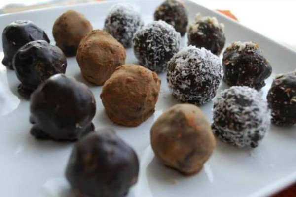 Εύκολη συνταγή για σπιτικά σοκολατάκια!