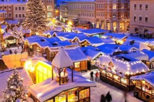 Απολαύστε τα Χριστούγεννα σε αυτές τις 5 υπέροχες αγορές της Ευρώπης (photos)