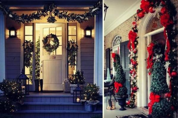 54 μοναδικές ιδέες για να στολίσεις εντυπωσιακά το σπίτι σου τα Χριστούγεννα!