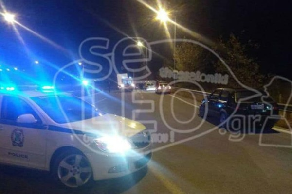 Τραγωδία στην Ασπροβάλτα: Αιματηρή μετωπική νταλίκας με βαν