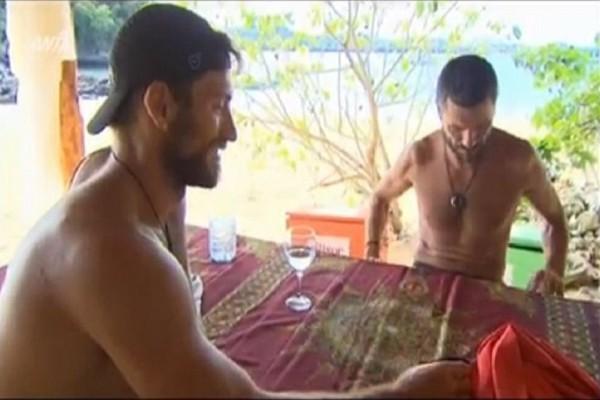 Nomads 2: Τα υπονοούμενα για τη σχέση Χαριστέα-Αθηνάς! (video)