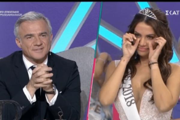 My style rocks 2 Gala: Τα κλάματα και η εξομολόγηση της Γελεβεσάκη! (video)