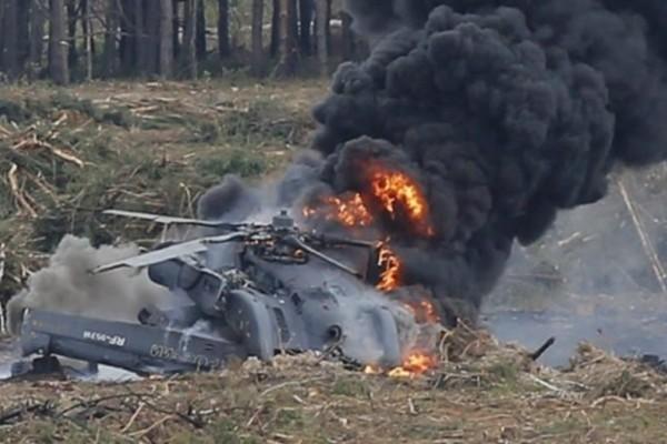Απίστευτη τραγωδία στην Κωνσταντινούπολη! Συνετρίβη ελικόπτερο σε κατοικημένη περιοχή!