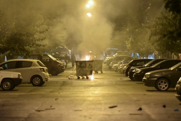 Έκτακτο: Άρχισαν τα όργανα στα Εξάρχεια! Οδοφράγματα και ισχυρές αστυνομικές δυνάμεις!