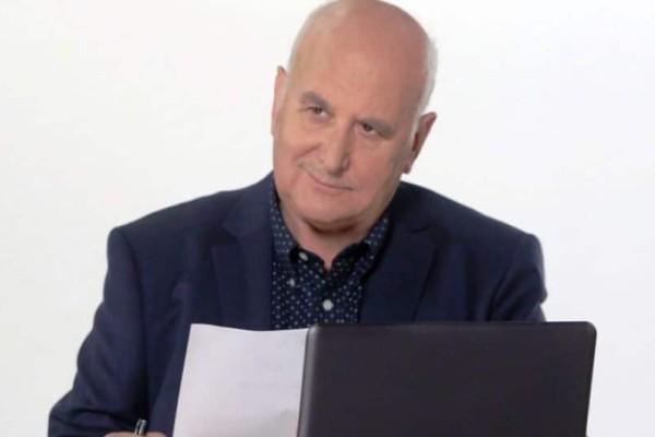 Αγνώριστος: Ο Γιώργος Παπαδάκης στην πρώτη του εμφάνιση στο